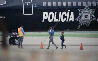 Disminuyen un 59,6 % los hondureños deportados en el primer semestre de 2020