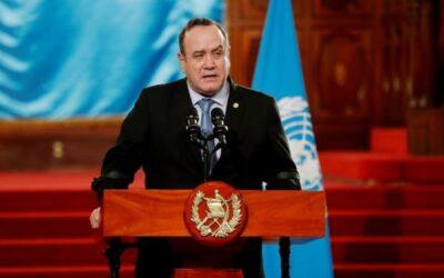 Guatemala le expresa a Biden su «voluntad de continuar con la labor conjunta»