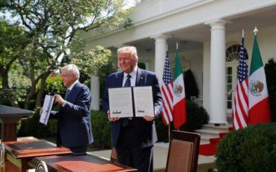 ¿Qué temas trató el Presidente de México con Trump tras su visita a la Casa Blanca?