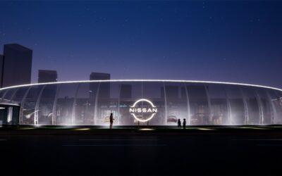 Logotipo rediseñado de Nissan apunta hacia un nuevo horizonte