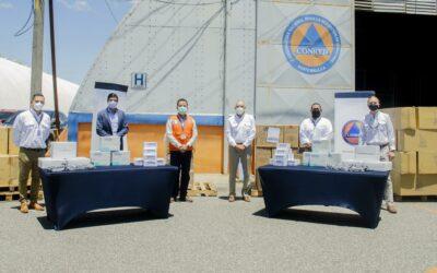 APM Terminals Quetzal y las empresas de Grupo Maersk realizan donativo de US$70.000 a Guatemala