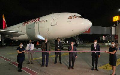 Costa Rica recibe el primer vuelo internacional con turistas tras reanudación de operaciones comerciales