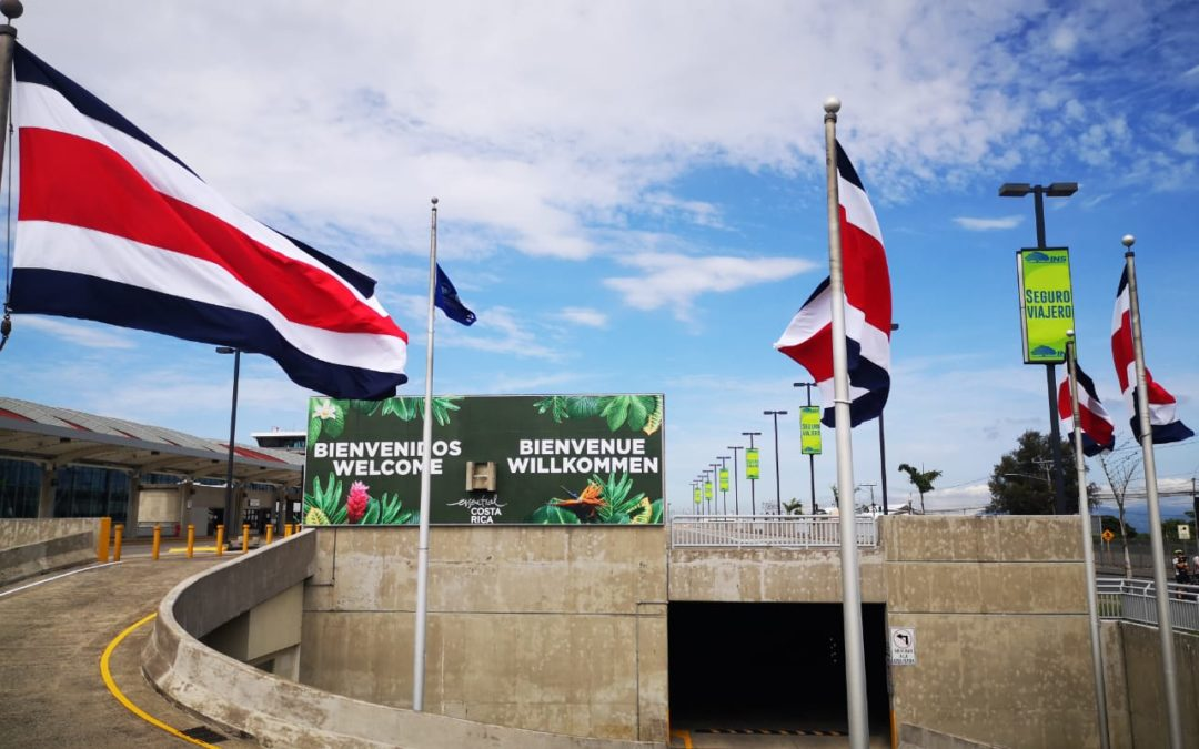 Costa Rica: Aeropuerto Juan Santamaría obtiene galardón por promover medidas de seguridad sanitaria