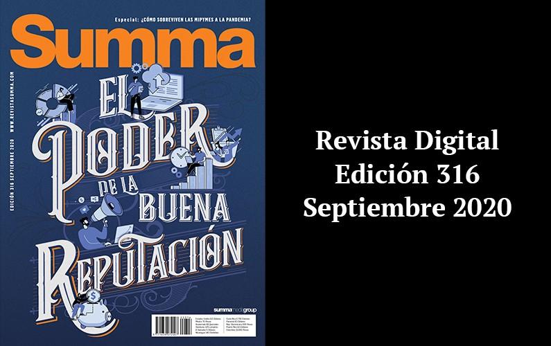 REVISTA SUMMA DIGITAL EDICIÓN 316