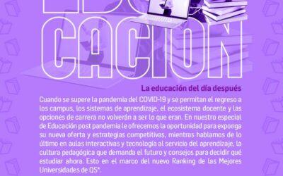 Educación|Sinopsis Octubre 2020