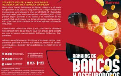 Ranking de bancos y aseguradoras|Sinopsis Octubre 2020