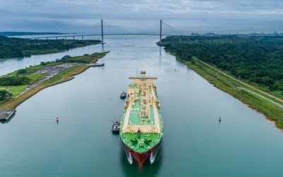 Canal de Panamá alcanza nuevo hito con el tránsito 10.000 por la ruta ampliada