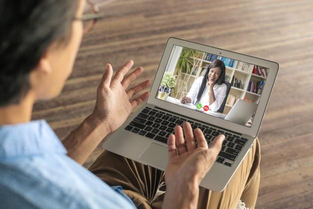 8 claves para pasar con éxito en una entrevista de trabajo por videollamada