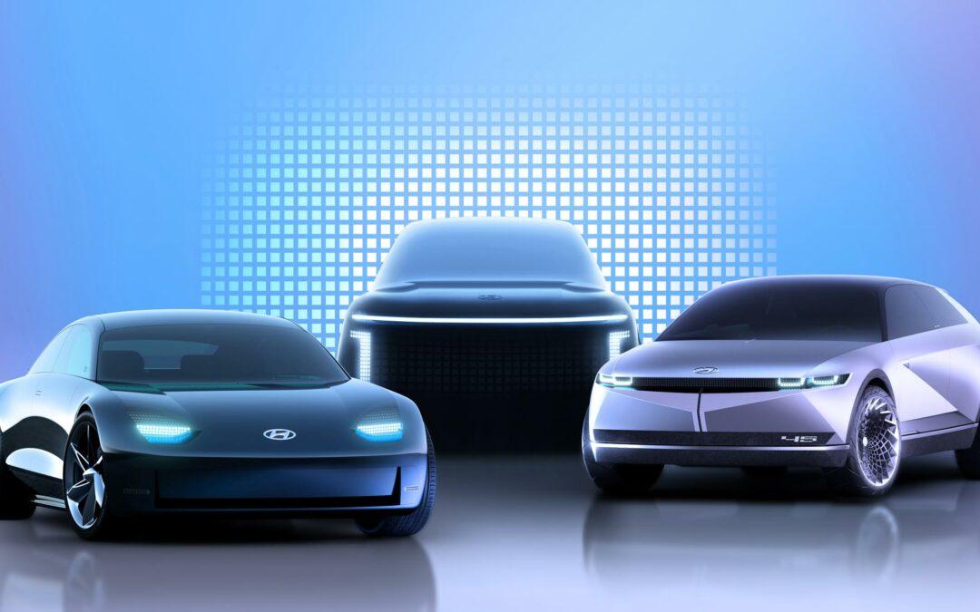 Hyundai Motor anuncia la marca IONIQ dedicada a los vehículos eléctricos