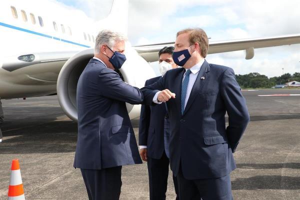 EE.UU. amplía con Panamá cooperación en la lucha contra la COVID y la corrupción