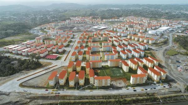 Panamá: Renovación Urbana de Colón, el Mejor Proyecto Global del Año de ERN