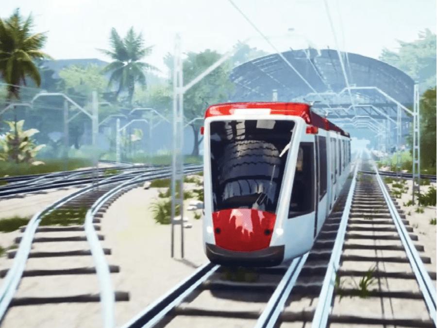 ¿Está bien encarrilado el tren eléctrico de Costa Rica?