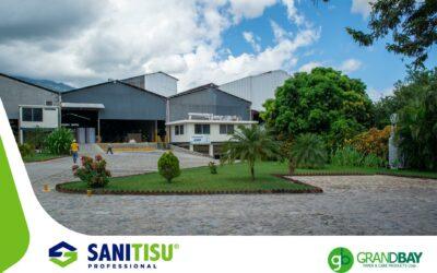SANITISU Professional presenta nueva imagen