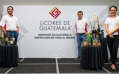 Licores de Guatemala se renueva y presenta una imagen más fresca para sus consumidores