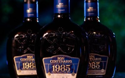 Ron Centenario celebra su 35 aniversario con edición limitada