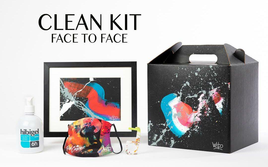 Panamá: Salud y arte se fusionan para crear Clean Kit