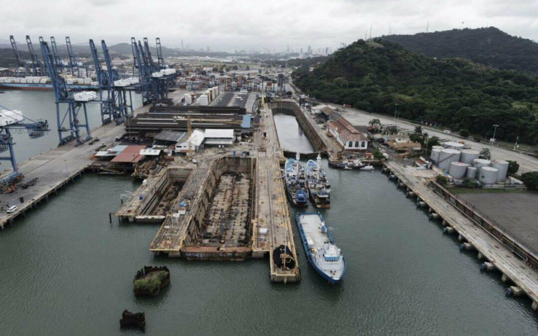 Panamá anuncia consulta de mercado para rehabilitar y poner en operación astillero único en la región