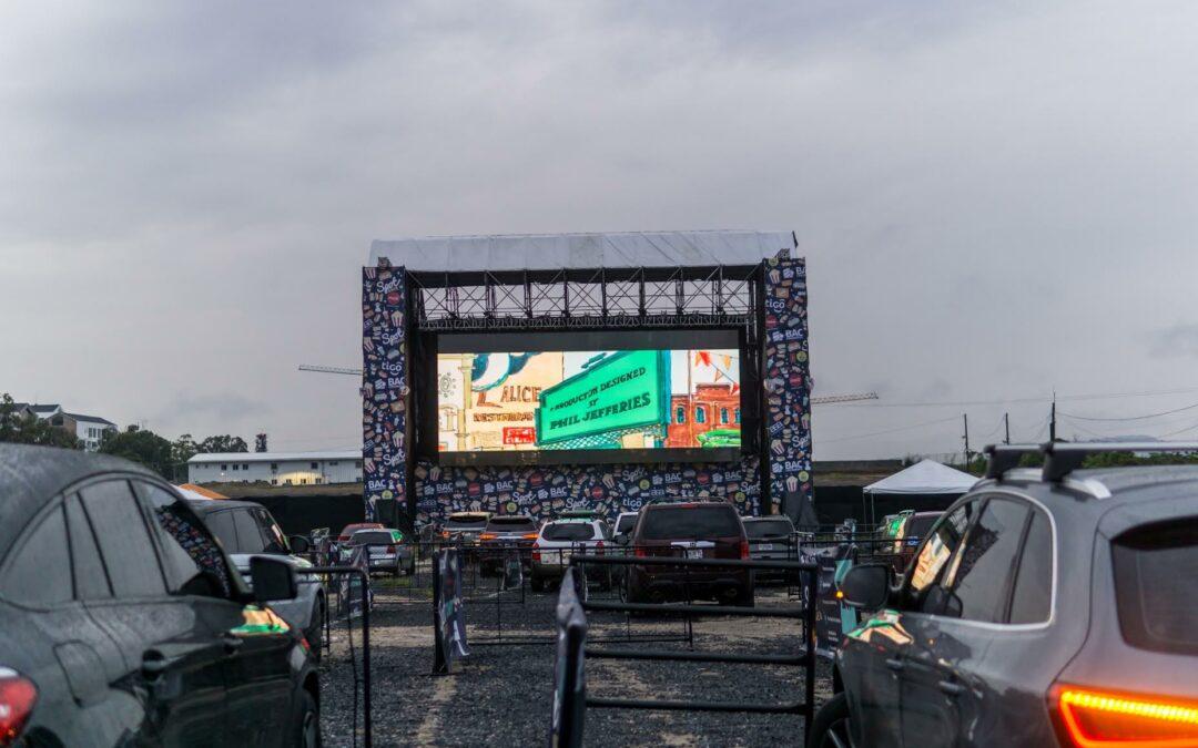 Asa Promotions y BAC Credomatic abren autocine en Guatemala