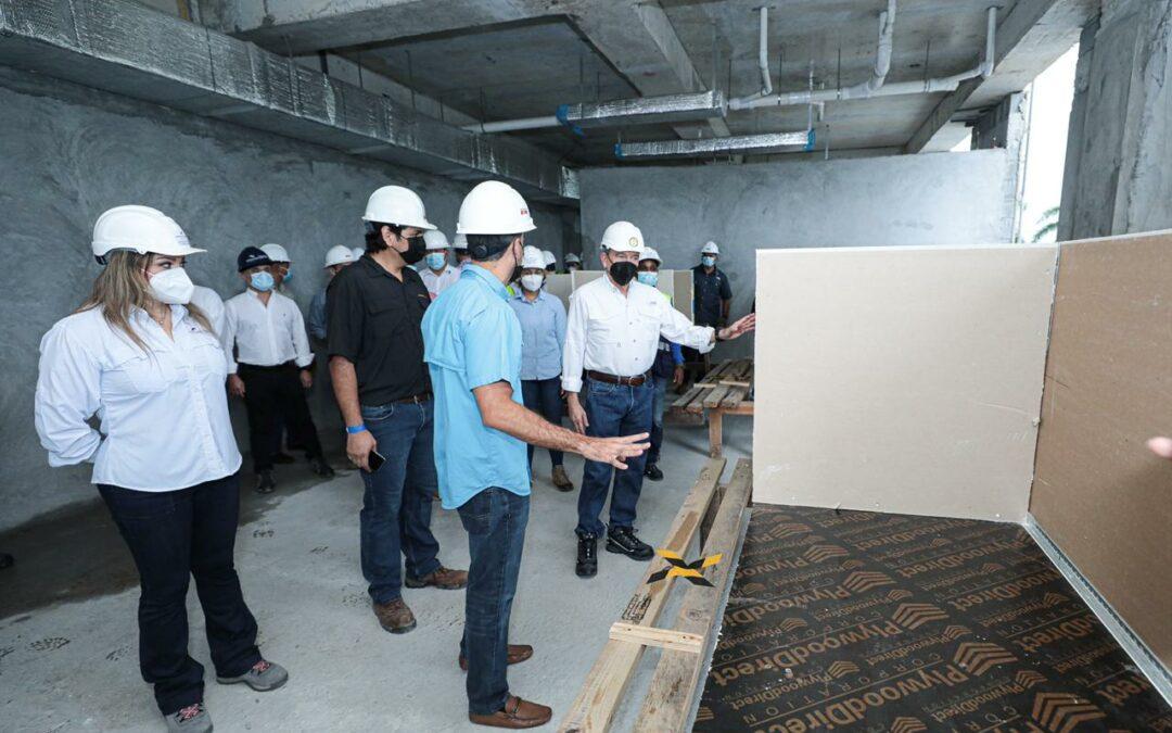 Reapertura del sector construcción reactivaría economía panameña