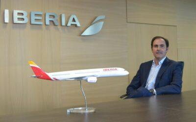 Javier Sánchez-Prieto se convierte en el nuevo presidente y CEO de Iberia
