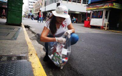 Por tercer año consecutivo Costa Rica se suma al Día Mundial de la Limpieza este mes de setiembre
