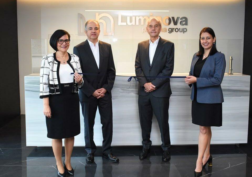 Grupo Unipharm se transforma en Luminova Pharma Group