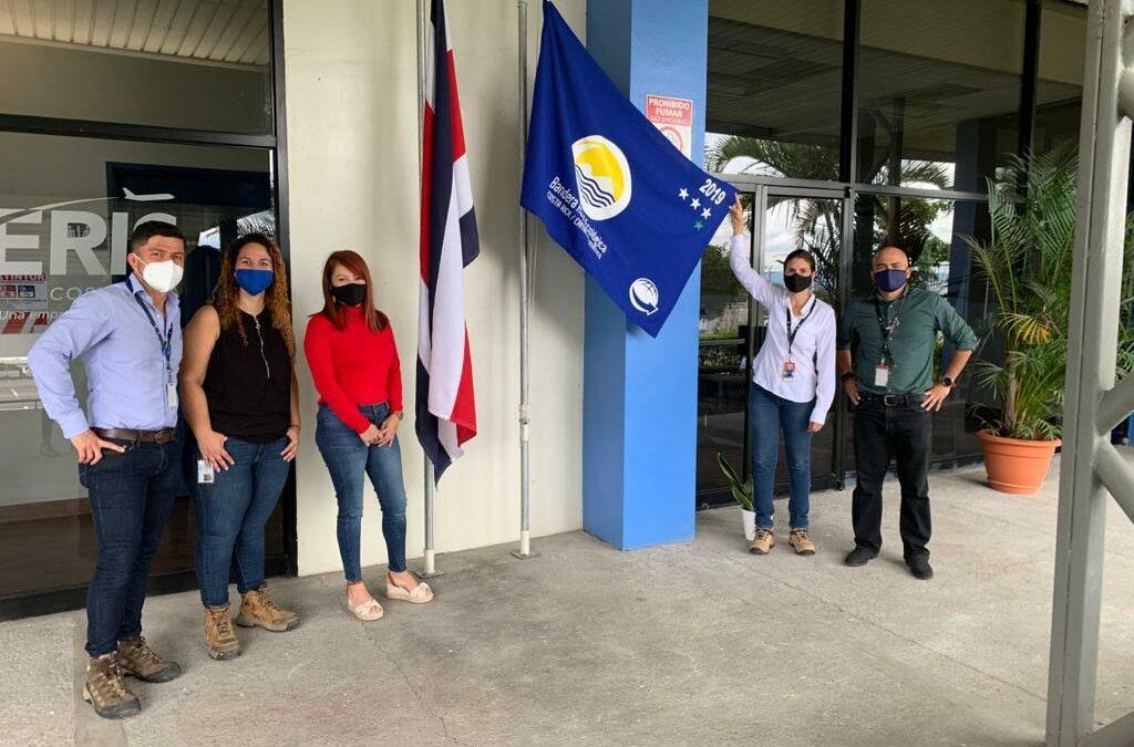Costa Rica: Aeris recibe por quinto año consecutivo la Bandera Azul en Categoría Cambio Climático