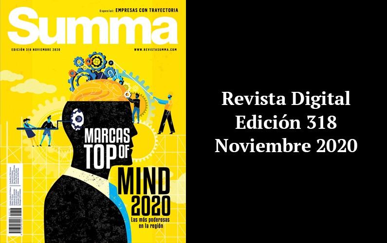REVISTA SUMMA DIGITAL EDICIÓN 318