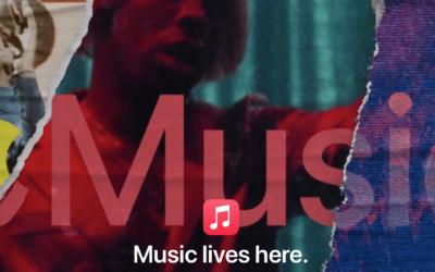 Apple lanza el canal Apple Music TV