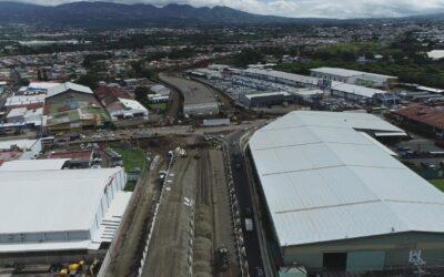 Costa Rica: Aceleran construcción de paso a tres niveles en la Uruca