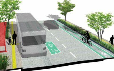 Costa Rica: Ruta Tamarindo-Langosta tendrá intervención con concepto de «Calle completa»