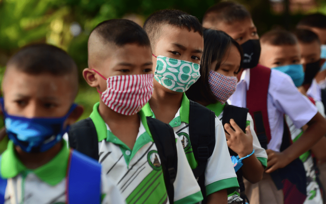 Educación a distancia puede retrasar, otra vez, a miles de niños en Panamá