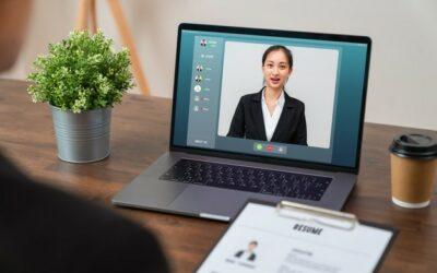 ¿Cómo hacer correctamente un curriculum y cómo prepararse para una entrevista virtual?