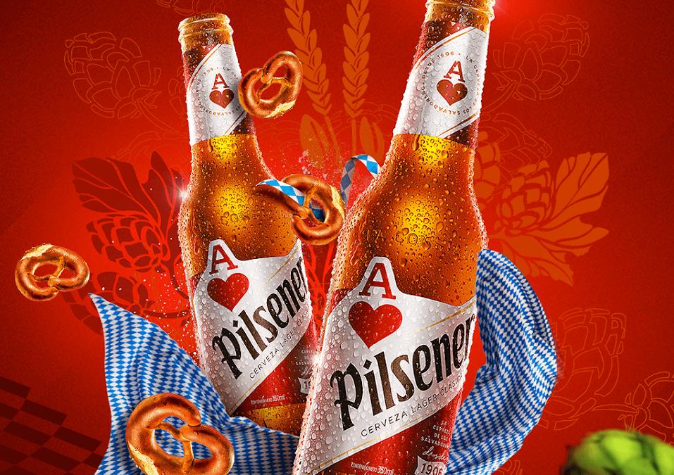 La Constancia con su marca Pilsener, celebrará Oktoberfest de una manera diferente