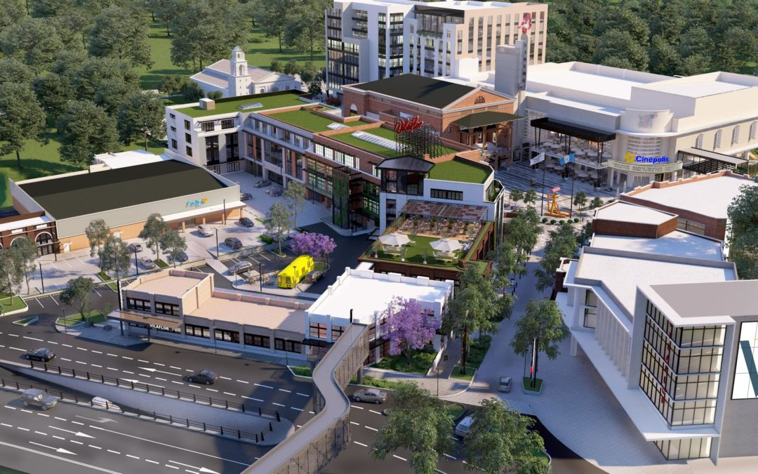 Guatemala: Proyecto urbano de uso mixto VILAFLOR inicia la construcción de su primera fase