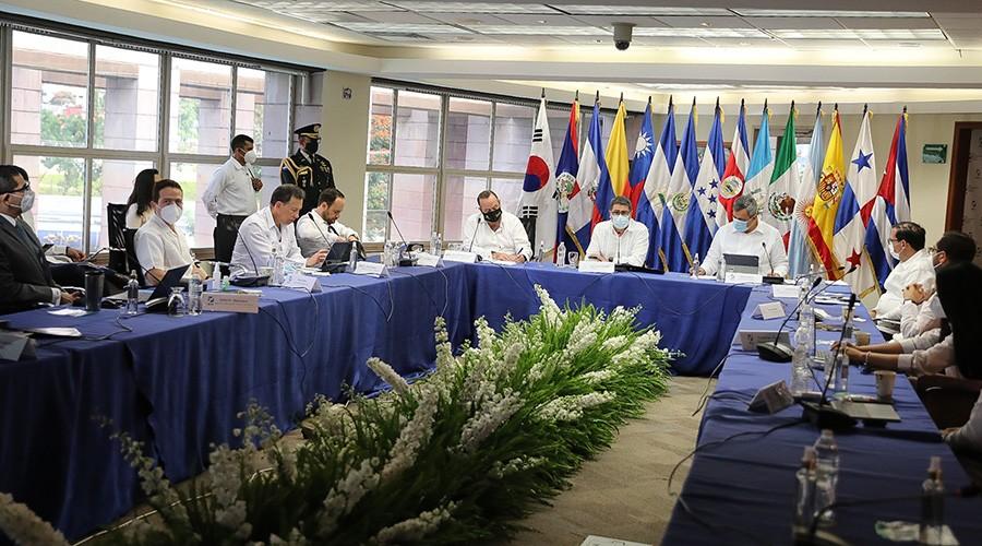 Guatemala, Nicaragua y Costa Rica avalan iniciativa de Honduras para reconstrucción regional