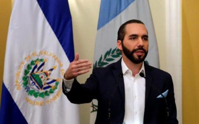 El presidente salvadoreño dice que el vínculo con EE.UU. se estrechó «recientemente»