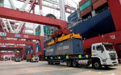 Se atenúa el impacto de la pandemia sobre las exportaciones centroamericanas