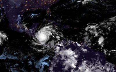 Huracán Iota pierde fuerza tras causar graves daños en Nicaragua