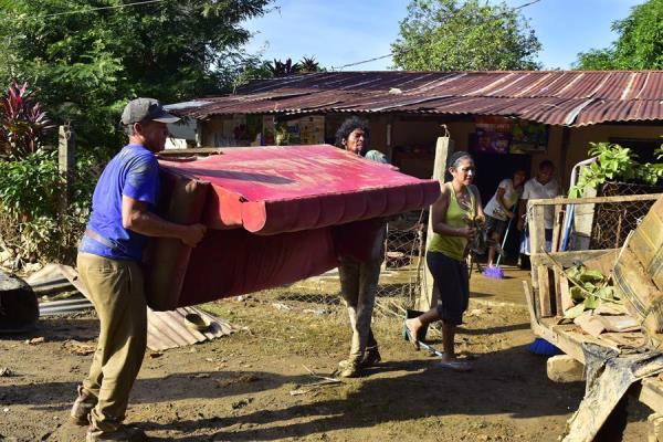 Honduras agradece a España por la solidaridad para reconstruir Centroamérica