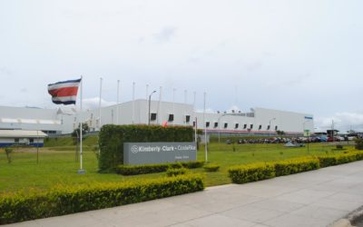 Costa Rica: Planta de Kimberly-Clark recibe galardón al convertirse en Cero Residuos