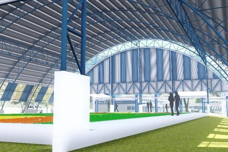 Costa Rica: Avalan presupuesto para construir en 2021 obra deportiva en Hojancha