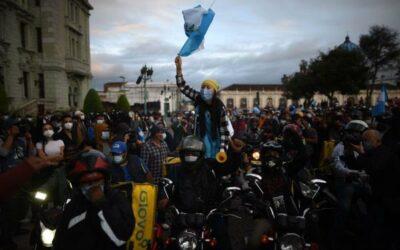 Congreso de Guatemala dará marcha atrás al presupuesto que originó protestas