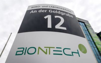 Pfizer y BioNTech anuncian una eficacia del 90 % en su vacuna contra COVID
