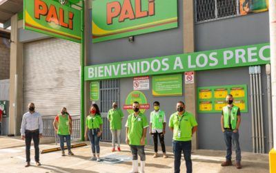 Walmart abre nuevo Palí en Costa Rica y genera nuevos puestos de trabajo