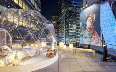 ¿Dormir en Times Square? Airbnb y Nasdaq ofrecen la oportunidad de hospedarse bajo la bola de año nuevo