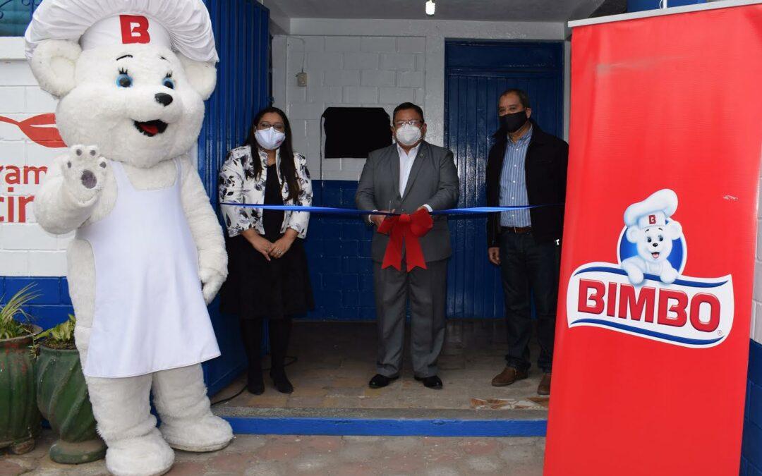 Grupo Bimbo inaugura proyecto de educación y concientización para prevenir Covid-19 en escuelas de Guatemala y Latinoamérica