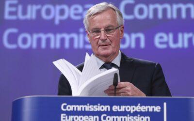 La UE y el Reino Unido intentan cerrar un acuerdo pos-Brexit antes de Navidad