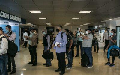 Guatemala restringe acceso de viajeros procedentes de Reino Unido y Suráfrica