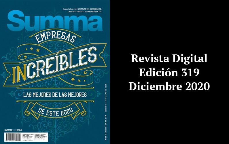 REVISTA SUMMA DIGITAL EDICIÓN 319